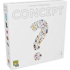 Concept Boardgame | Board Games | Zatu Games UK